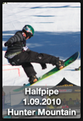 Catskill Mountain Series Hunter Mountain Halfpipe Competition