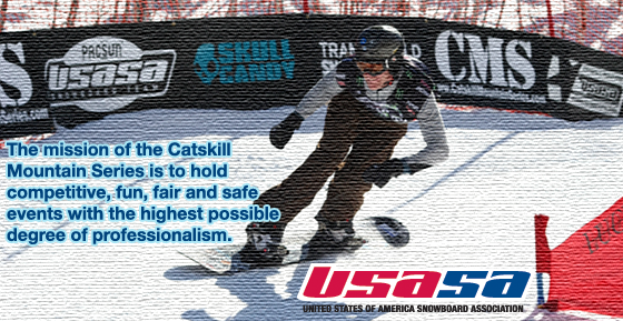 The mission of the Catskill Mountain Series is to hold competitive, fun events with highest possible degree of professionalism.