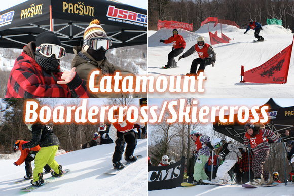 Catamount Boardercross/Skiercross