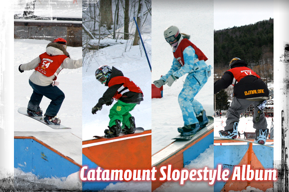 Catamount Slopestyle Album Link