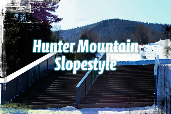 Hunter Mountain Slopestyle