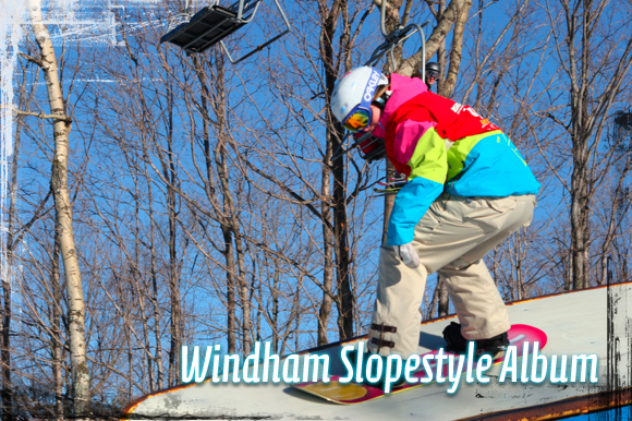 Windham Slopestyle Album Link